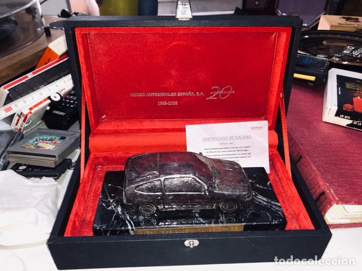 Coches: Alta colección- coche certificado de calidad de bronce con 2 baños de plata de ley - serie limitada - Foto 10 - 178113767