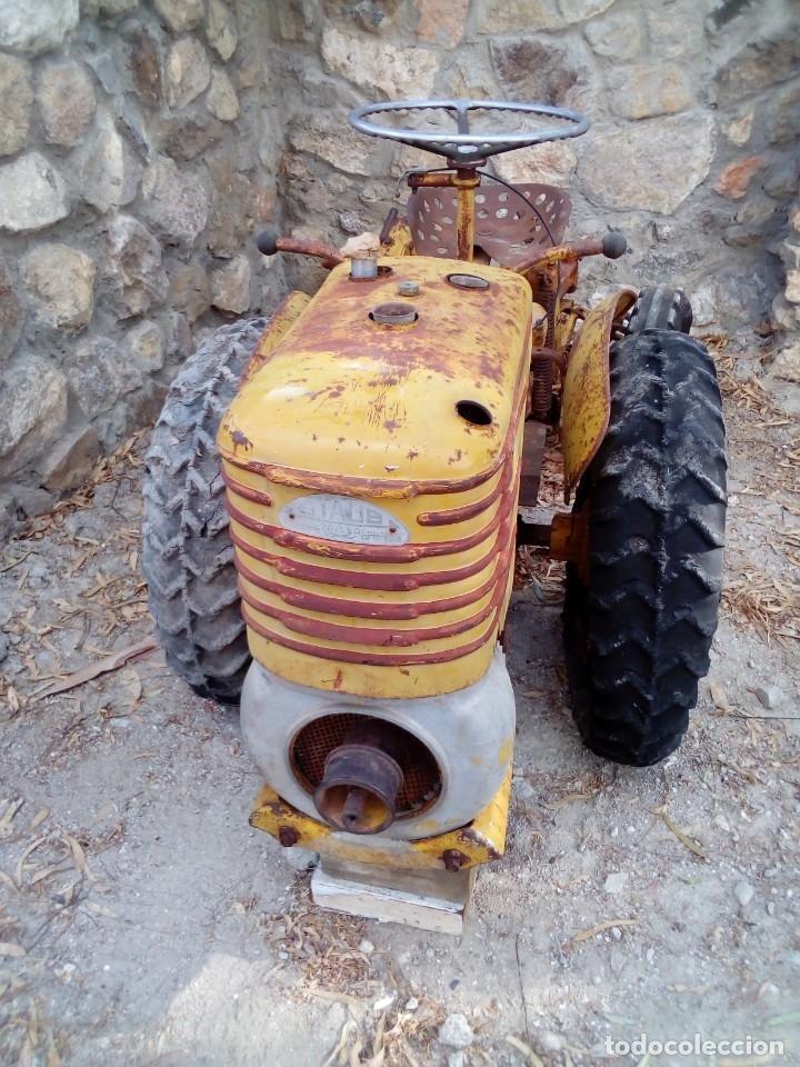 TRACTOR TAISSA PARA RESTAURAR (Coches y Motocicletas - Coches Clásicos (a partir de 1.940))