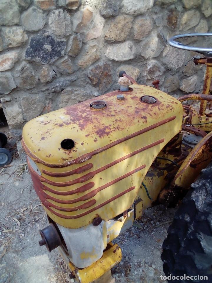 Coches: tractor taissa para restaurar - Foto 2 - 180212632