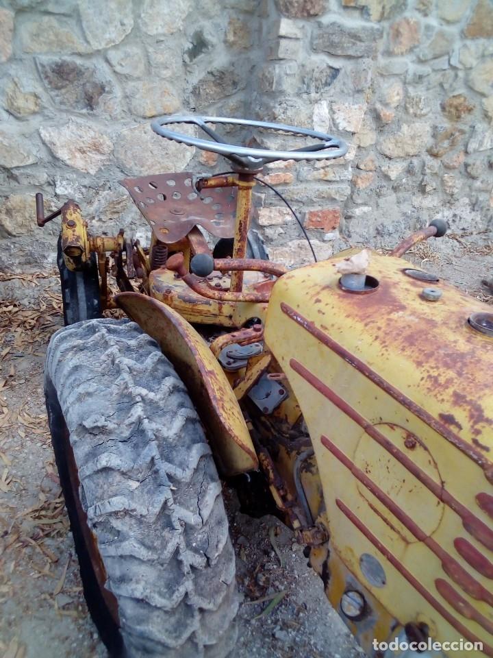 Coches: tractor taissa para restaurar - Foto 4 - 180212632