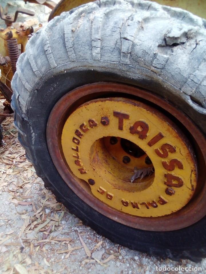 Coches: tractor taissa para restaurar - Foto 5 - 180212632