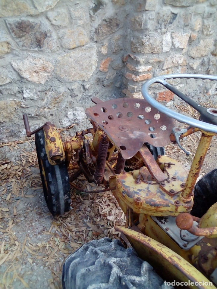 Coches: tractor taissa para restaurar - Foto 7 - 180212632