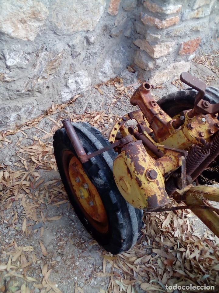 Coches: tractor taissa para restaurar - Foto 8 - 180212632