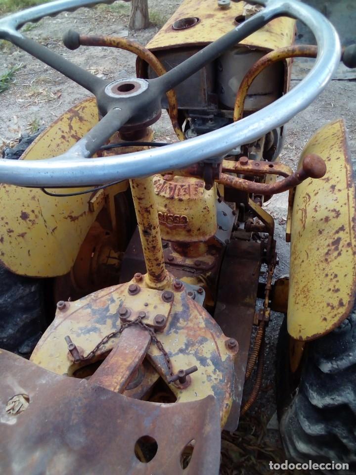 Coches: tractor taissa para restaurar - Foto 9 - 180212632