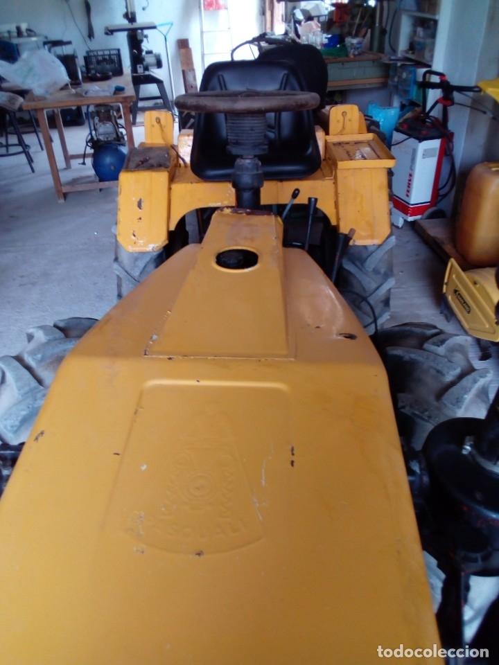 Coches: tractor pascuali de dos cilindro - Foto 2 - 180212641