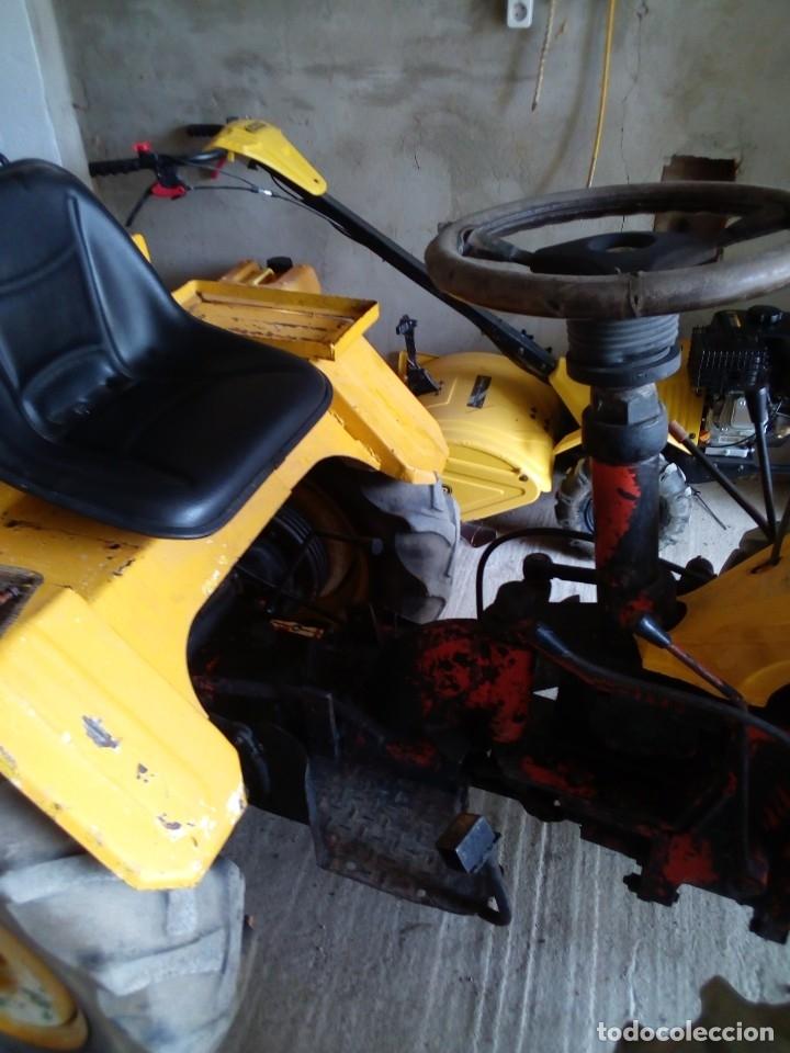 Coches: tractor pascuali de dos cilindro - Foto 4 - 180212641