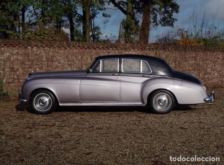 Coches: Bentley-S2 año 1960. 116.000 kms Perfecto estado - Foto 3 - 181671122