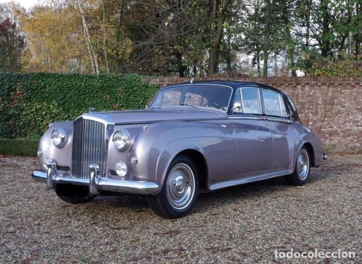 Coches: Bentley-S2 año 1960. 116.000 kms Perfecto estado - Foto 1 - 181671122