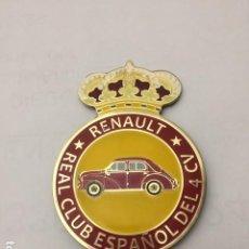 Coches: INSIGNIA CLUB DEL 4CV RENAULT. Lote 184199616