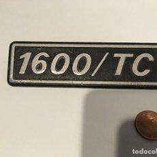 Coches: PLACA COCHE SEAT 131. Lote 184238957