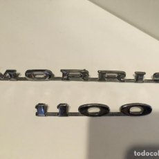 Coches: ANAGRAMA MORRIS. Lote 184239427