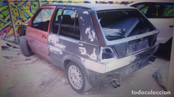 Coches: Volkswagen Golf G60 por restaurar - Foto 6 - 184856305