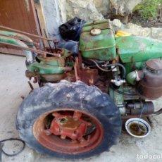 Coches: MOTOCULTOR AGRIA DE 21 CV PARA REPASAR. Lote 186314108