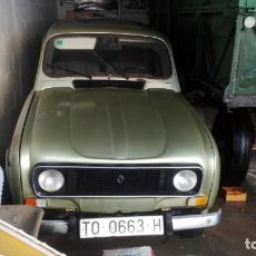 Coches: RENAULT 4. Lote 188667053