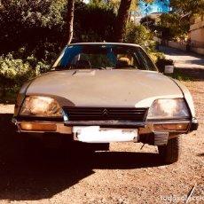 Coches: CITROEN CX PALAS GASOLINA 1979. PARA RESTAURAR. Lote 184767897