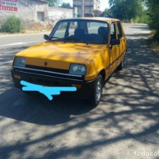 Coches: RENAULT 5 TL 1.100 AÑO 83. Lote 190385320