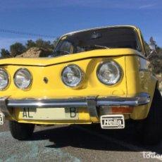 Coches: COCHE CLÁSICO RENAULT – 8 BÍFARO – R8 - ASIENTOS RECLINABLES – ITV EN VIGOR - MOTOR R8 TS. Lote 190984812