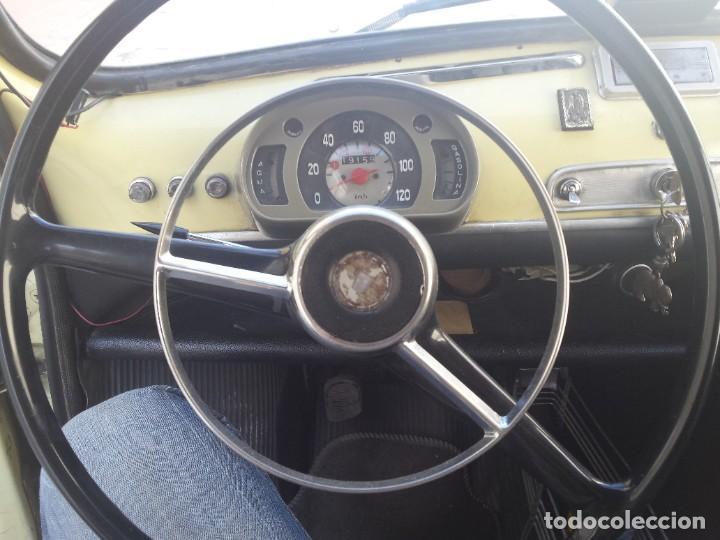 Coches: SEAT 600 REBAJADO. EN PERFECTO ESTADO - Foto 7 - 192630213