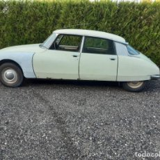 Coches: CITROEN DS 21 5 VELOCIDADES. Lote 197475071