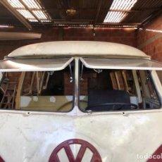 Coches: COMBIS VW T-1 AÑO 1956 Y 1957 EXCELENTES PARA RESTAURADORES . Lote 198053283