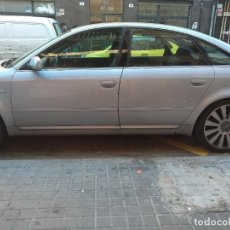 Coches: AUDI - A 6. Lote 201592950