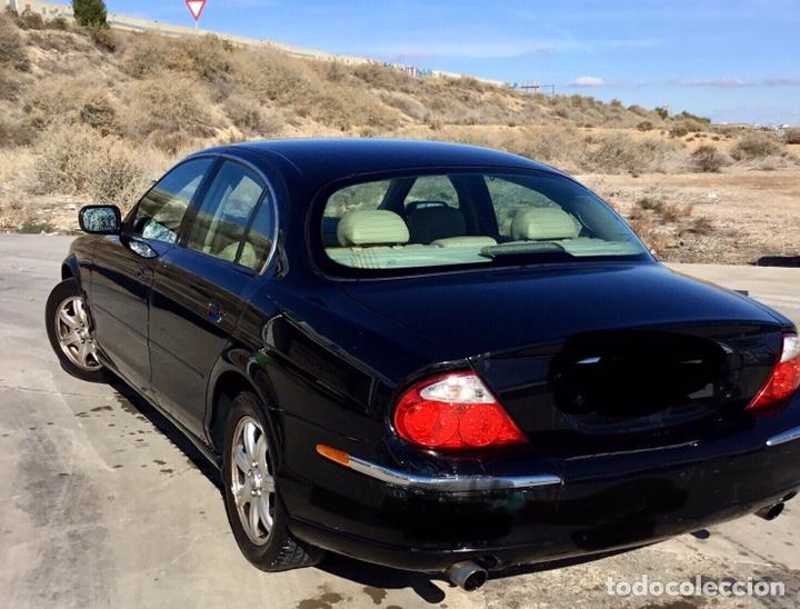 Coches: Jaguar S-Type 1999 - Foto 3 - 203402545