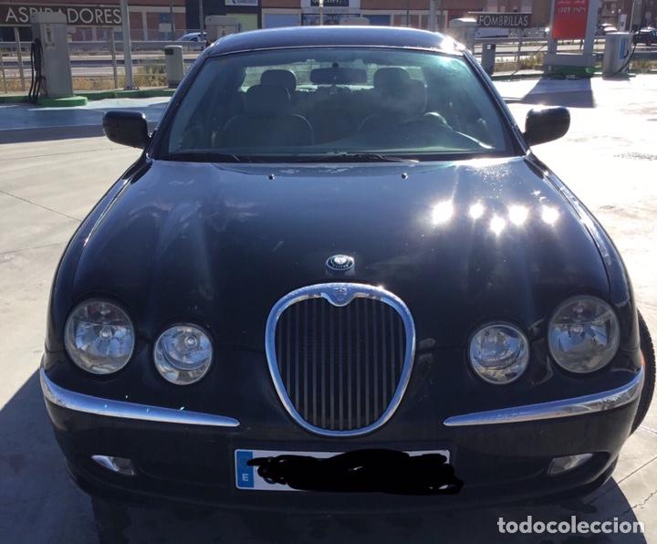 Coches: Jaguar S-Type 1999 - Foto 5 - 203402545