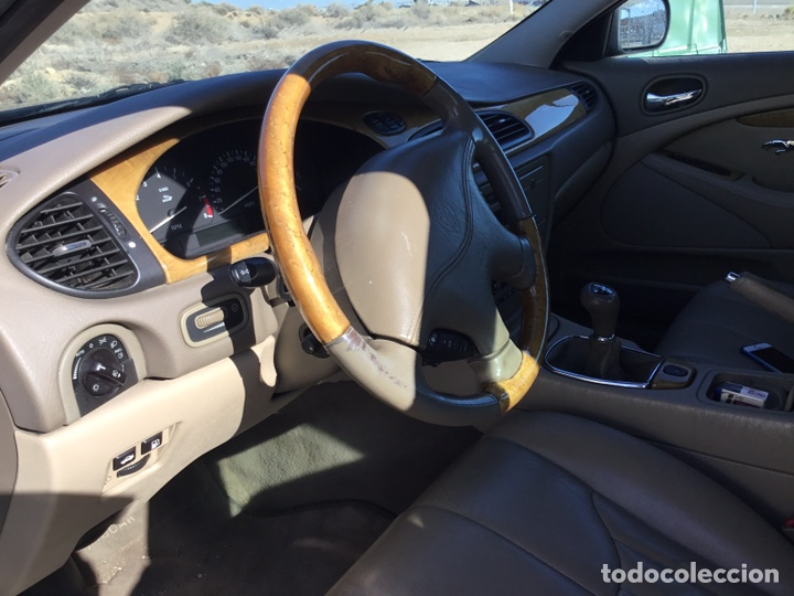 Coches: Jaguar S-Type 1999 - Foto 6 - 203402545