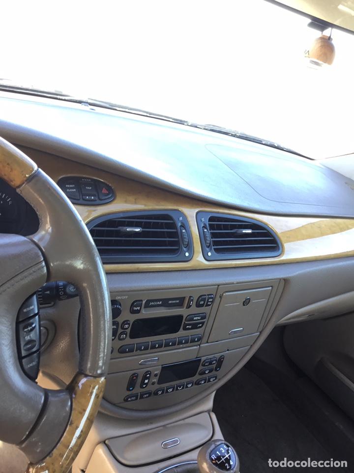 Coches: Jaguar S-Type 1999 - Foto 7 - 203402545