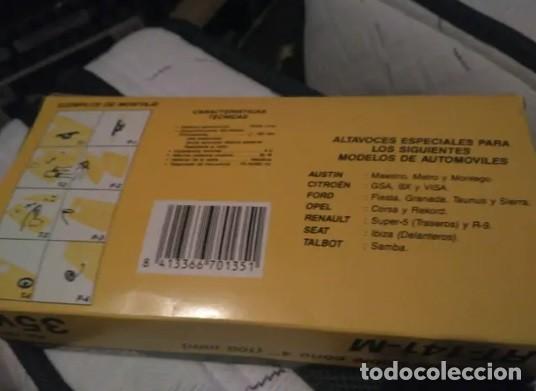 Coches: Altavoces nuevos coche clasico 35 W - Foto 3 - 205105313