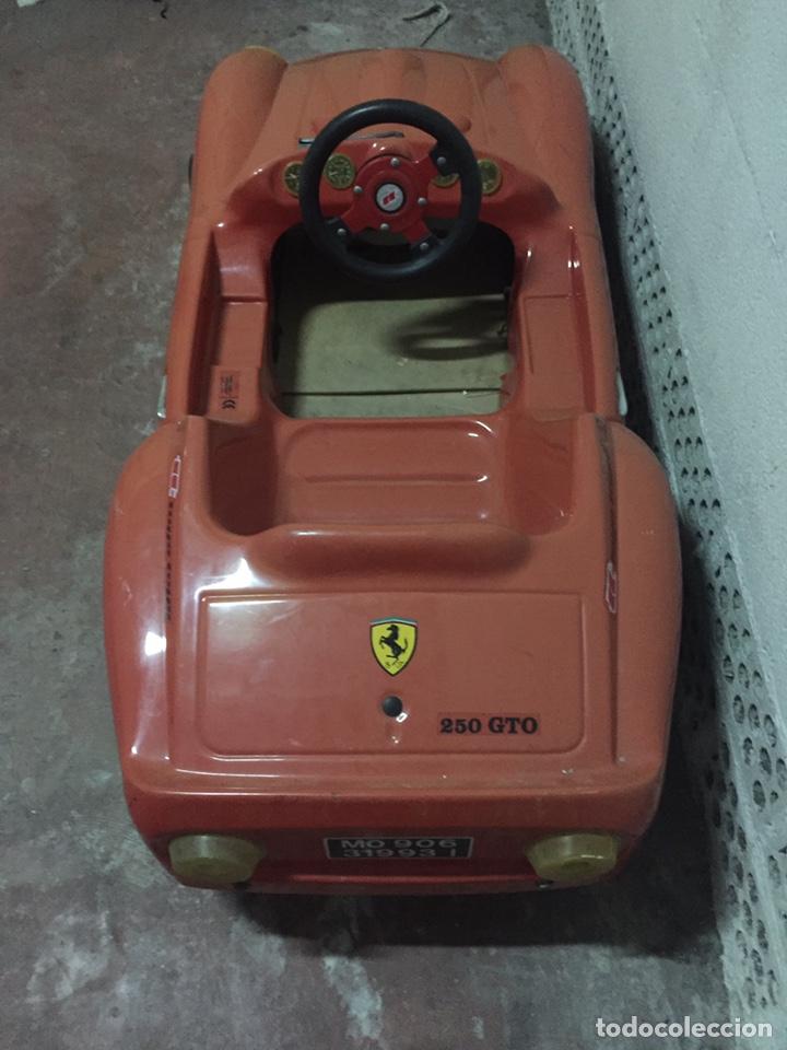 Coches: coche de pedales Ferrari 250 GTO - Foto 4 - 206778726