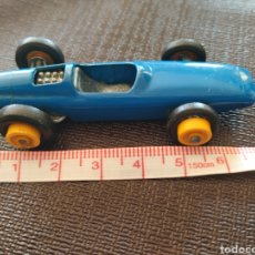 Coches: COCHE CARRERAS N°52 B.R.M . MATCHBOX SERIES. MADE IN ENGLAND BY LESNEY.. Lote 221376687