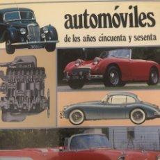 Coches: AUTOMÓVILES DE LOS AÑOS CINCUENTA Y SESENTA. Lote 221835613