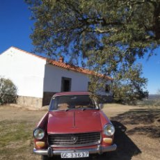 Coches: PEUGEOT 404. Lote 227459020