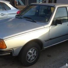 Coches: COCHE CLÁSICO RENAULT R 18 GTD TURBO. Lote 230402890