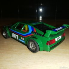 Coches: BMW M1 SCALEXTRIC. Lote 233787955