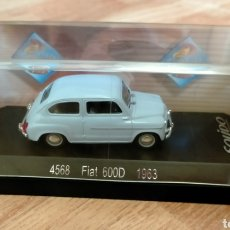 Coches: FIAT 600D. Lote 235052810