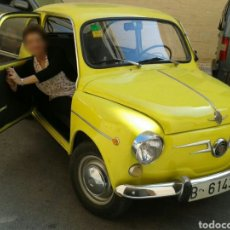 Coches: SEAT 600 D. Lote 235335485
