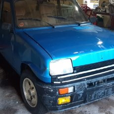 Coches: RENAULT 5 ALPINE TURBO. Lote 238628465