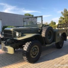 Coches: DODGE WC52. Lote 240395060