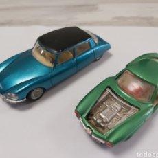 Carros: CITROEN DS 23 TIBURON PILEN + ALFA ROMEO JOAL N 112. Lote 242816450