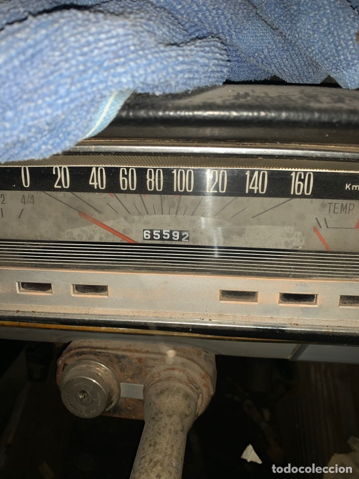Coches: Seat 124 ranchera familiar escuchó ofertas - Foto 8 - 243185870