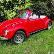 Coches: VW VOLKSWAGEN ESCARABAJO. Lote 252511670