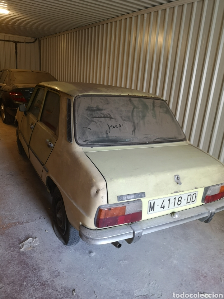 Coches: Renault 7 LT recambios - Foto 3 - 253552270