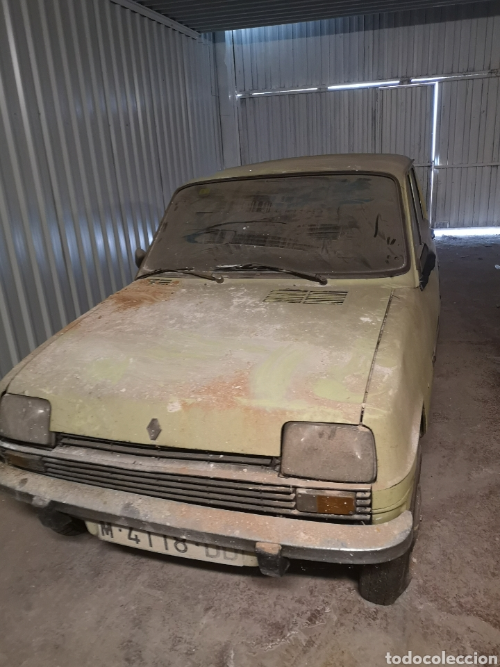 Coches: Renault 7 LT recambios - Foto 4 - 253552270