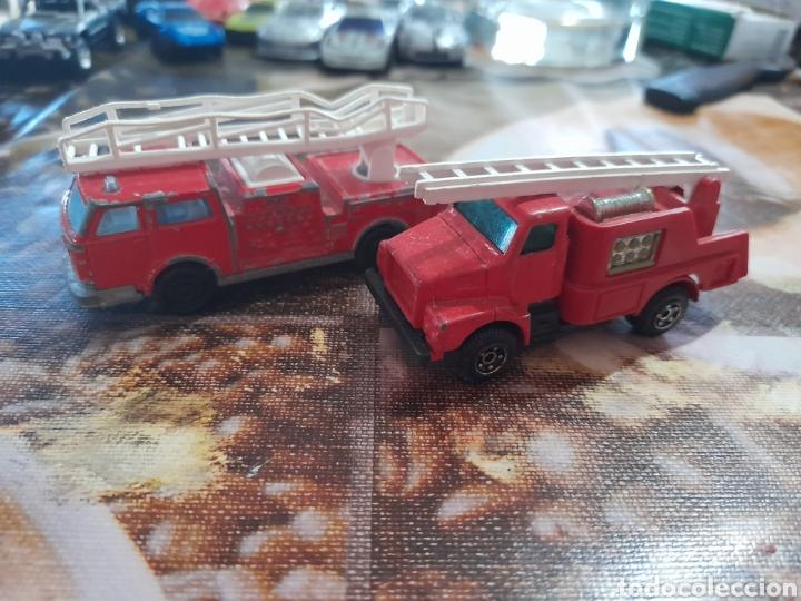 Coches: 2 Camiones de bomberos - Foto 2 - 255663405