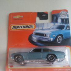 Coches: COCHE MATCHBOX CHEVROLET. Lote 261698785