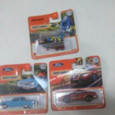 Coches: COCHES MATCHBOX. Lote 262791705