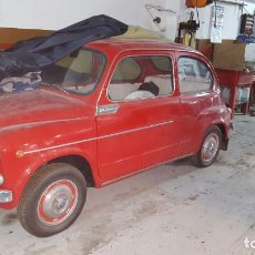 Coches: SEAT 600 N. Lote 262866160
