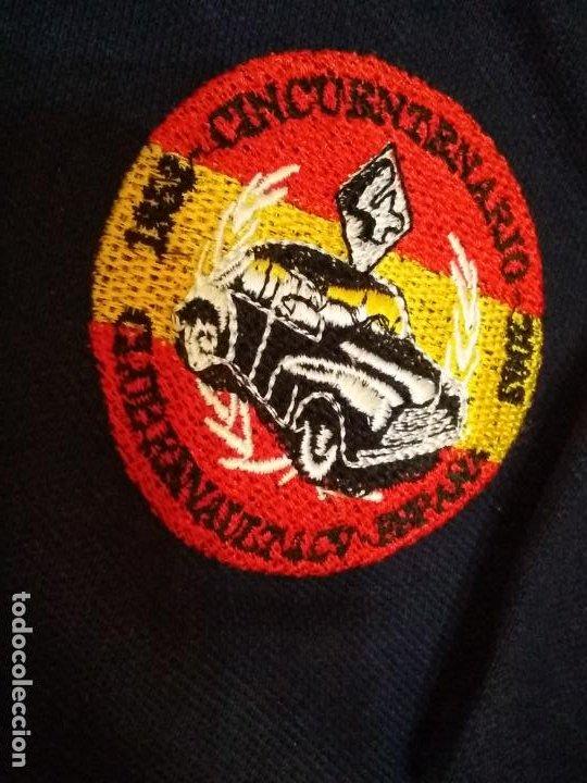 Coches: CAMISETA POLO CINCUENTENARIO 1953-2003 CLUB RENAULT 4 CV ESPAÑA -TALLA XL- - Foto 2 - 265702699